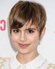 pixie hairstyles face