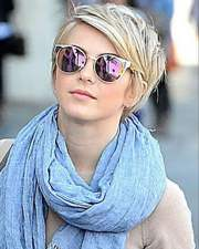 trend ultra short hairstyle