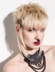 easy hairstyles short hair