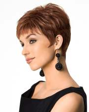 easy short hairstyles and pixie
