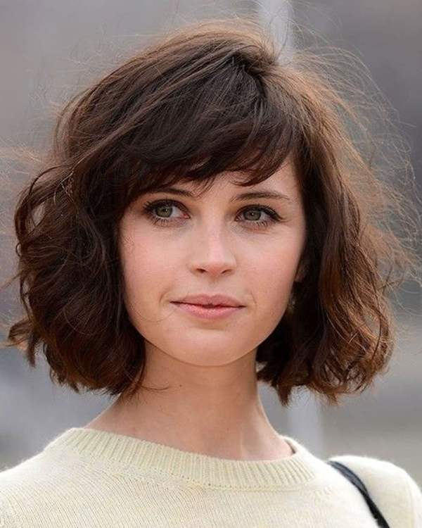 30 Hairstyles Bangs Hairstyles Ideas Walk The Falls