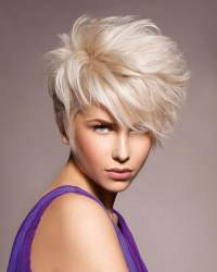25 Ultra Short Hairstyles + Pixie Haircuts & Hair Color ...