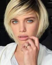 easy short hairstyles fine