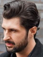 hairstyles men 2018