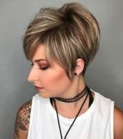 layered haircuts short hair
