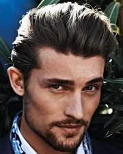 pompadour hairstyles men 2018