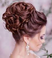 2018 wedding updo hairstyles
