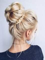 2018 wedding updo hairstyles