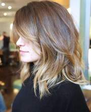 layered long bob hairstyles