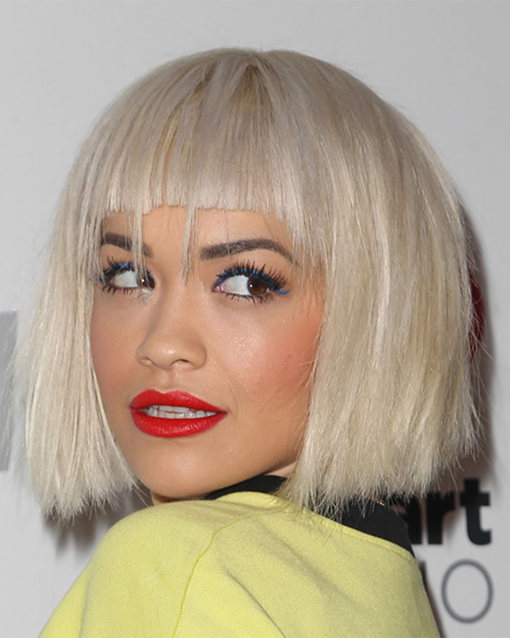 Rita Oras Short Hairstyles Pixie Bob For 2018