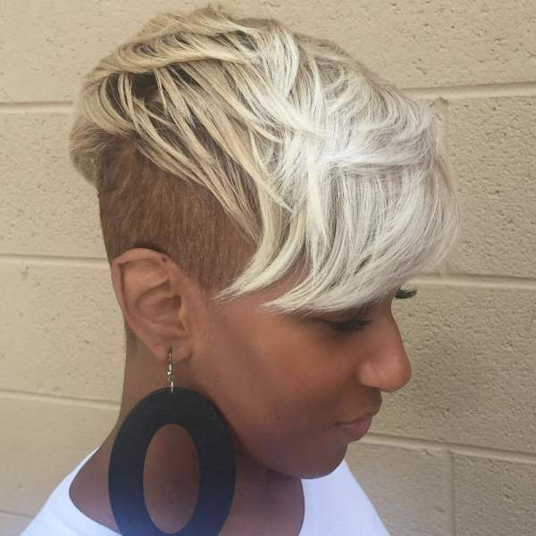 20 Black And Blonde Long Bob Hairstyles Pictures And Ideas On Meta