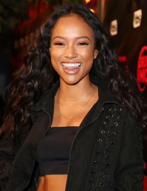 Hairstyles for black women 2020 Karrueche Trans Haircuts  Hair Colors  Page 6  HAIRSTYLES