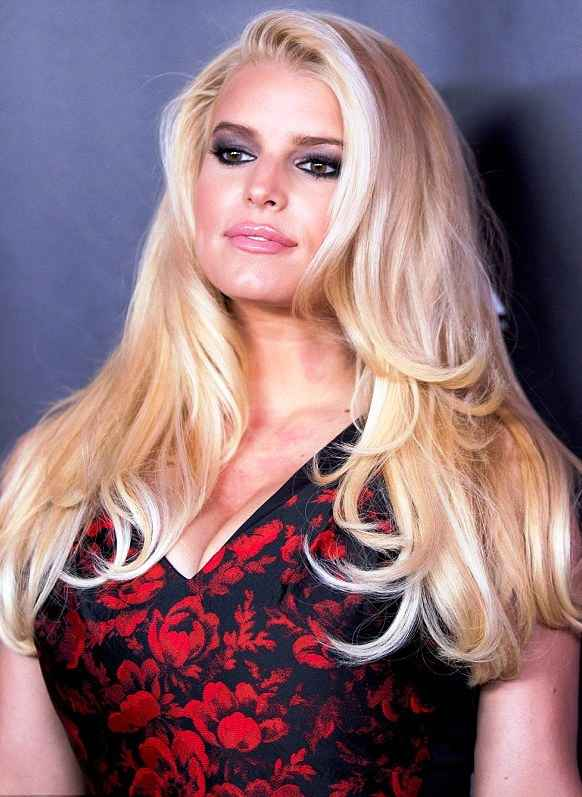10 Hot And Cute Jessica Simpson Hairstyles 2017