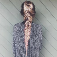 17 Fabulous Fishtail Braids Hairstyles | HairstylesOut