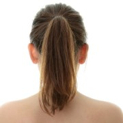 u-shaped long hair haircut