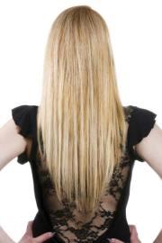 heavy hair causing neck pain
