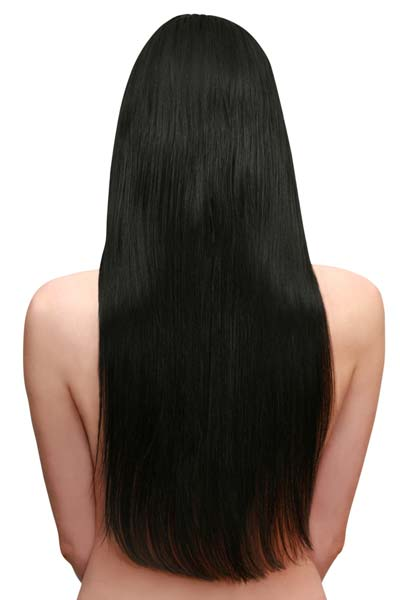 Long Hairstyles Ushaped Vshaped or straight across back