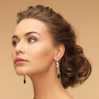sweet 16 party hairstyles
