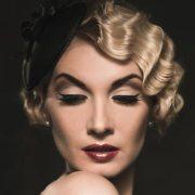 3 glamorous vintage updos