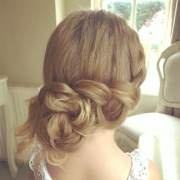 sweethearts hair design dutch braid updo