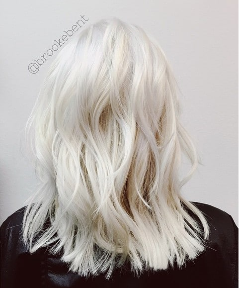 Beyond Blonde White Hair Dye