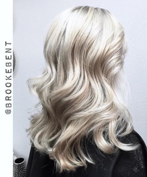 Beyond Blonde White Hair Dye