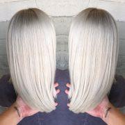 blonde white hair dye