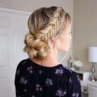 cute braided hairstyles for thin hair 100 cute hairstyles ...