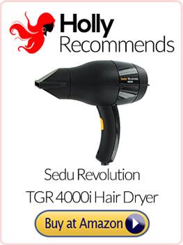 The Revolution 4000i Sedu Hair Dryer Full Review