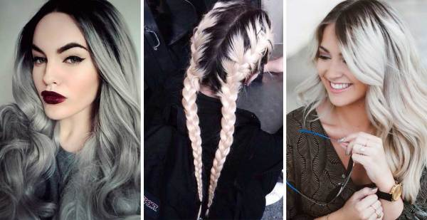 30 Silver Roots Black Hairstyles Hairstyles Ideas Walk The Falls