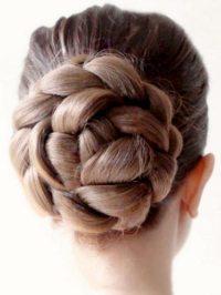 I&K Wedding Hair Bun #R25-Ginger Blonde - Hairtrade