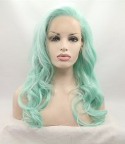 light green wigs hairturners