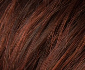 Auburn Wig Colour By Ellen Wille