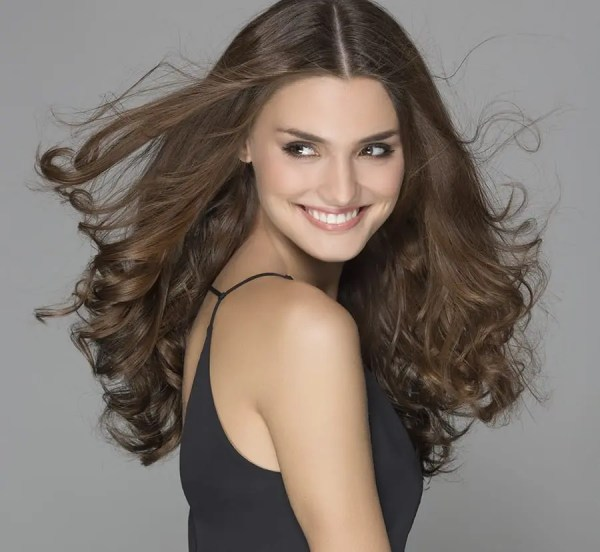 Quick In Clip on Hair Extensions by Ellen Wille