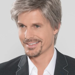 Roger 5 Stars 2.0 Wig For Men | Synthetic Wig | 12 Colours