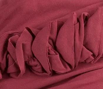 Lulu Headwear by Ellen Wille in WINE RED