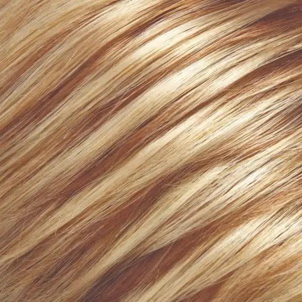 14/26 Pralines n Cream Med Natural-Ash Blonde & Med Red-Gold Blonde Blend