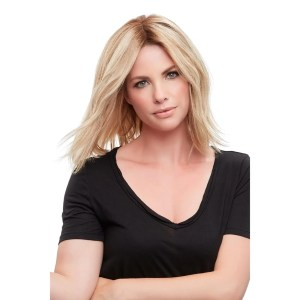 Top Form French 12″ Topper | Remy Human Hair (Mono Base) | 26 Colours