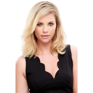 EasiCrown 12″ Topper | Remy Human Hair (Mono Base) | 29 Colours