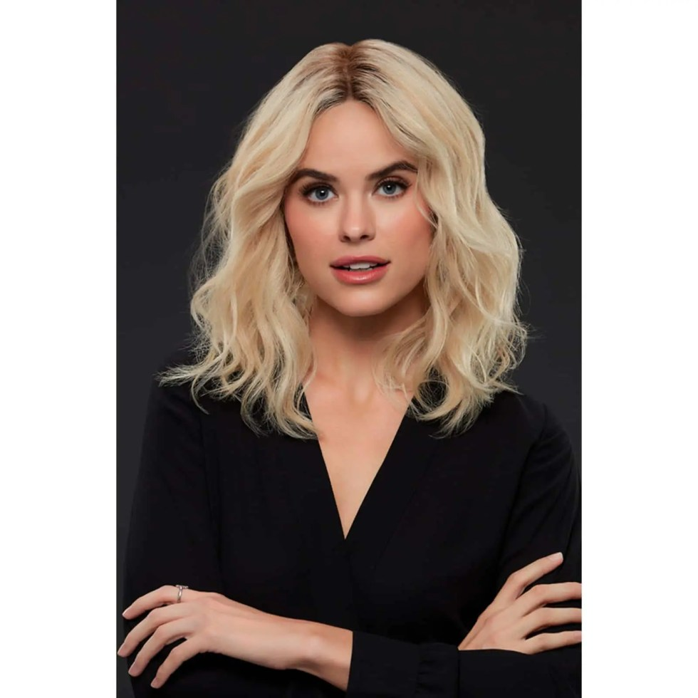 Margot Wig by Jon Renau in NEW colour FS24/102S12 | LAGUNA Blonde