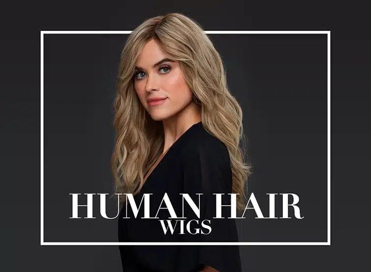 Human Hair Wigs - HairWeavon