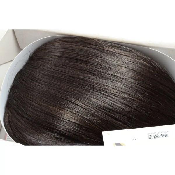 4/6 Espresso Mix Wig Colour by Gisela Mayer