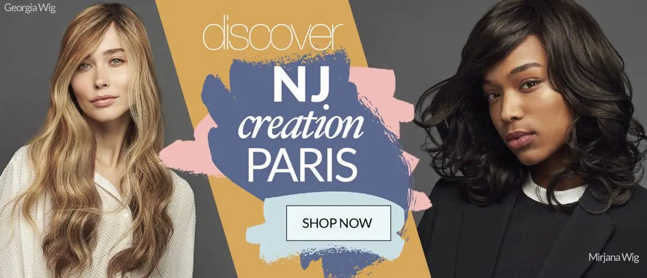 NJ creation Paris Wigs