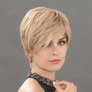 Hanna Top Piece | Remy Human Hair Topper | 9 Colours