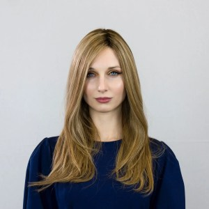 Anastasia Long Wig | Remy Human Hair Lace Front Wig (Mono Top) | 19 Colours