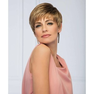 Page Turner Wig | Synthetic Wig (Mono Crown) | 33 Colours