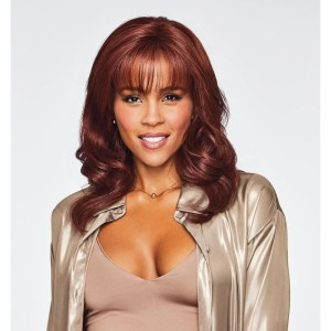 Curve Appeal Wig | Heat Friendly Synthetic Lace Front (Mono Part) | 24 Colours