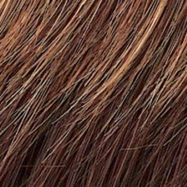 R3329S-S+ Glazed Auburn Wig Colour by Raquel Welch