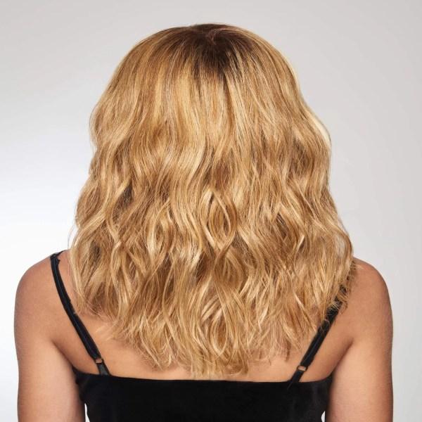 Alpha Wave Hair Topper by Raquel Welch