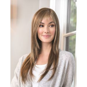 Stevie Wig | Synthetic Wig (Mono Top) | 21 Colours